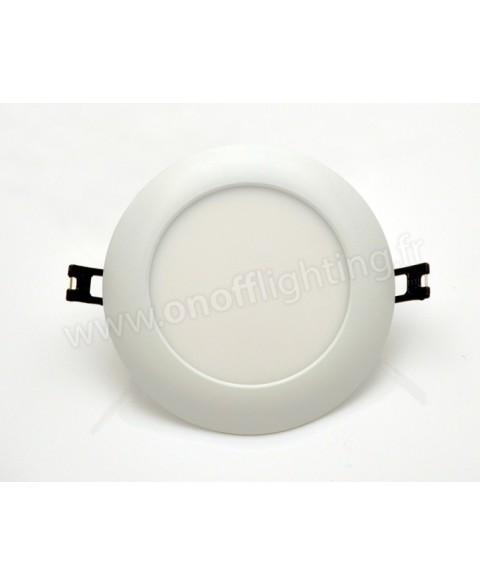 spot led encastr 11w tanche ip65 extra plat. Black Bedroom Furniture Sets. Home Design Ideas