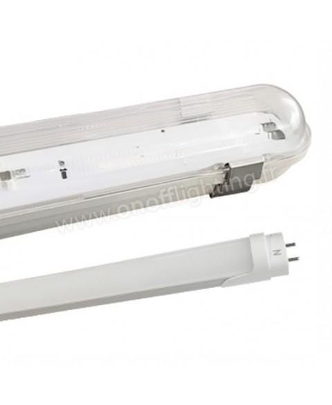 MINA LED Spot encastré étanche 1W