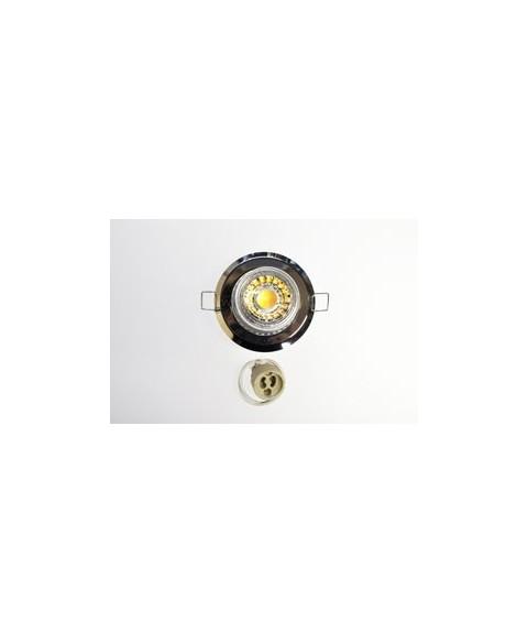 ROUNDY - Luminaire LED 40W 120cm étanche IP67