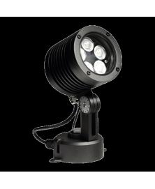 Hublot LED Rond étanche IP66