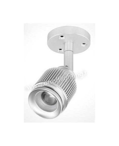 Quadruple Spots LED 4x3W à focus ajustable